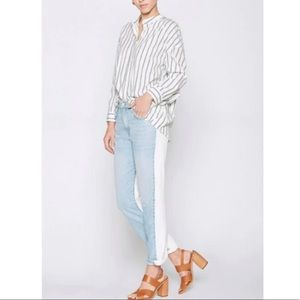 Joie Two Tone Jeans
